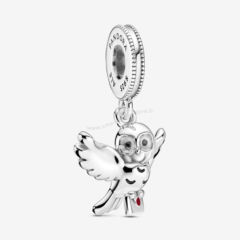 Pas Cher Harry Potter, Hedwig Owl Dangle Charm En Ligne