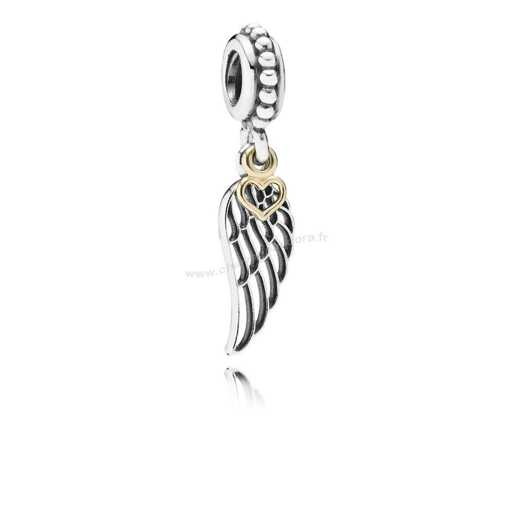 Pas Cher PANDORA Inspirational Charms Amour Guidance Dangle Charm En Ligne