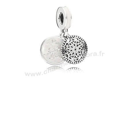 Pas Cher PANDORA Passions Charms Sports Loisirs TRUE Yoga Dangle Charm Silver émail En Ligne